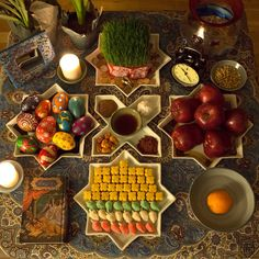 ALANGOO - Handmade Persian Tile Dishes
