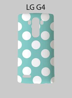 Tiffany Polka Dots LG G4 Case Cover