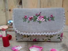 Cross stitch bag