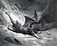 Fallen angel alexandre cabanel