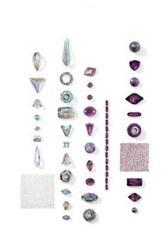 67a24af34a8427 Swarovski Crystal Spring & Summer 2015 and 2016 Jewelry and Color Trends  Progressive Theme - The