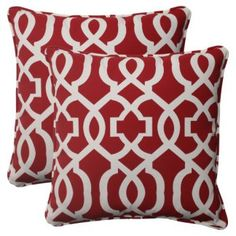 Red Throw Pillows for Couch. Add dashes of color to your living room with Red Accent Pillows! You can make a statement or add personality to any room instantly with red throw pillows for your sofa. Buy Pillows, Outdoor Cushions And Pillows, Red Throw Pillows, Throw Pillow Sets, Toss Pillows, Accent Pillows, Outdoor Pillow, Red Cushions, Couch Pillows