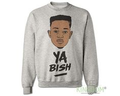 This Kendrick Lamar sweatshirt. | 25 Cute Hip Hop Gifts That True Fans Need In Their Lives