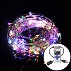 USB LED String Light: 10m/5m