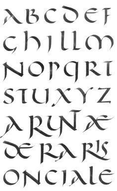 Claude Médiavilla Uncial 4th Century