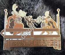 Disney Pin Disneyland Reveal/Conceal Mystery Frontierland