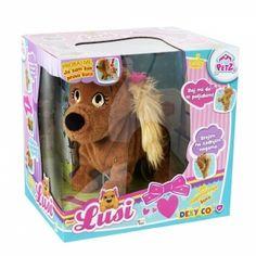 Ngs Lusi interaktivna kuca IM7963 First Birthday Gifts, First Birthdays, Toy Chest, Storage Chest, Lunch Box, Teddy Bear, Kids, Animals, Young Children