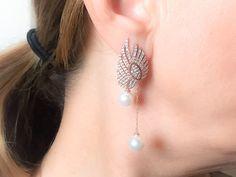 Rose Gold Pair Ear Cuff Jewelry Earrings Cuff