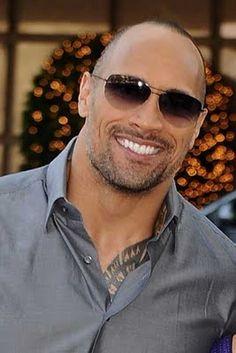 The rock. Dwayne the Rock Johnson. The Rock Dwayne Johnson, Rock Johnson, Dwayne The Rock, Handsome Black Men, Handsome Man, Black Actors, Raining Men, Beautiful Smile, Beautiful Things
