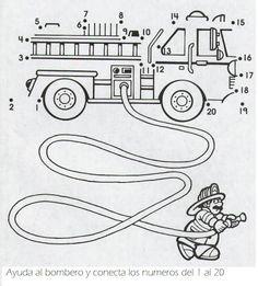 feuerwehrauto zum ausmalen - ausmalbilder für kinder   ausmalbilder feuerwehr, feuerwehrauto