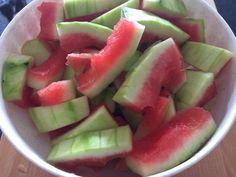 Co jste možná nevěděli o melounové slupce a proč ji jíst – Zdraví mě baví Smoothie, Watermelon, Fruit, Health, Food, Syrup, Health Care, Essen, Smoothies