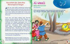 Kisah Asma'ul Husna Al-Waali