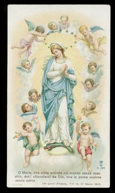 santino cromo-holy card S.LEGA n.228 VERGINE IMMACOLATA FOR SALE • EUR 13,00 • See Photos! Money Back Guarantee. ANTICO SANTINO CROMOLITOGRAFICO- HOLY CARD CROMO- IMAGE PIEUSE ANCIENNE- ANTICK HEILIGENBILDCHEN LITHO. CM 12,5 X 7. costi di imballaggio e spedizione versand und verpackungskosten costs of packing and shipment il 252205703439