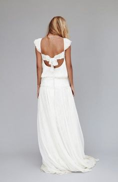 Swooning over this Rime Arodaky dress! :-) Bohemian chic and comfy = win!