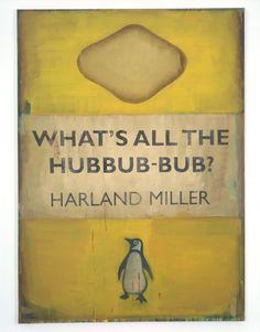 Harland Miller | International Lonely Guy