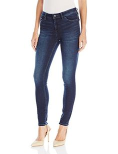 7 For All Mankind Womens Hw Vintage Bootcut W Destroy Jean in Rigid Blue Orchid 32 * For more information, visit image link.