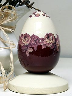 News search results for Egg Crafts, Easter Crafts, Decoupage, Egg Shell Art, Cafe Art, Faberge Eggs, Egg Art, Egg Decorating, Stone Painting
