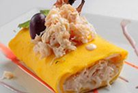 un mondo di ricette: cucina peruviana - causa de cangrejo