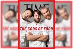 So Why Are No Female Chefs Are 'Gods of Food'? #DudesOfFood #sexism #interviews
