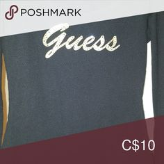 Shop Women's Guess Black size M V-Necks at a discounted price at Poshmark. Shop My, V Neck, Sweaters, Closet, Things To Sell, Armoire, Sweater, Closets