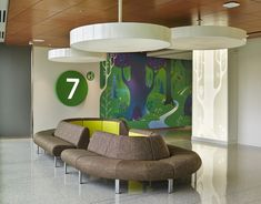 Seattle Children's Hospital - art by Lab Partners SF