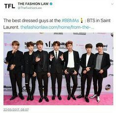 BTS at the BBMAs 2017