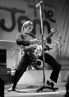 The Jam, Reading, 1977. S). I was there they were freakin' brilliant.