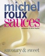 Book Cover:  Sauces: Savoury & Sweet