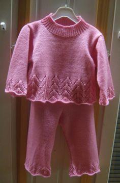 Vauvan villapuku