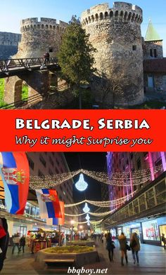 Belgrade might surprise you. It surprised us. This detailed post covers our impressions, highlights (I cover the things to see and do in Belgrade), as well as some tips and recommendations. #bbqboy #Belgrade #Serbia #travel