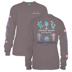 Simply Southern Sharp Long Sleeve Shirt