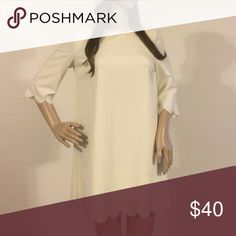 Tobi Scalloped Ivory Dress EUC... Details forthcoming Tobi Dresses