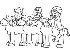 Coloring Page 2018 for Reyes Magos Colorear, you can see Reyes Magos Colorear and more pictures for Coloring Page 2018 at Children Coloring. Christmas Bible, Christmas Crafts For Kids, Christmas Art, Handmade Christmas, Belle Beauty And The Beast, Three Wise Men, Nativity Crafts, Bible Stories, Colorful Pictures
