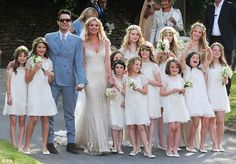 Spotted: The teenager (r to KM) was originally scouted at Kate's wedding to Jamie Hince in...