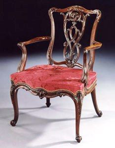English  18th century  by Thomas Chippendale