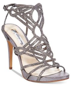 INC International Concepts Women's Surrie Evening Sandals, Only at Macy's | macys.com