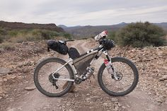 Building a Bike for the Baja Divide   Adventure Cycling Association