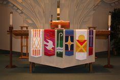 Images Saint Stephen, Pentecost, Altar, Paper Art, Table Lamp, Seasons, Home Decor, Papercraft, Table Lamps