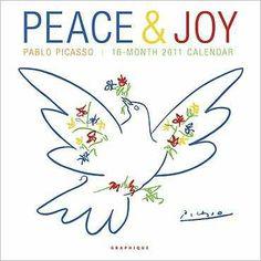 Pablo Picasso - Peace and Joy