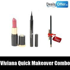 Viviana Quick Makeover Combo @ 25% Off