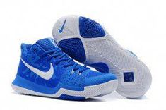 31bd221ef38 Basketball Shoes. Basketball Shoes KyrieMen s BasketballNike Kyrie 3WeaveRoyal  BlueBlue And WhiteShoes ...