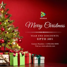 MERRY CHRISTMAS 🎄 Get in Touch for Year-End Discounts!  Visit: www.adsrole.com or CALL: (855) 855-0990  #AdsRole #Christmas #Discounts #Marketing Local Seo Services, Companies In Usa, Top Digital Marketing Companies, Mobile Marketing, App Development, Mobile App, Merry Christmas, Touch, Holiday Decor