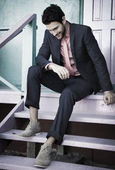 suit, tie, shoes, swag