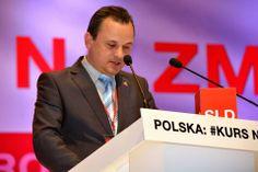 Konwencja SLD w Sosnowcu.