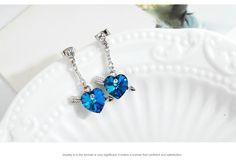 Cute Earrings Crystal
