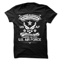 US AIR FORCE ah T-Shirts & Hoodies