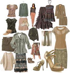 """Soft Autumn Fashion"" by mpsakatrixie on Polyvore"
