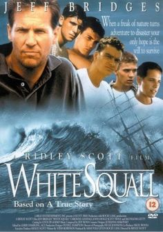 White Squall,1996..lots of overseas locations but the US ones were Beaufort and Charleston SC as well as Savannah GA