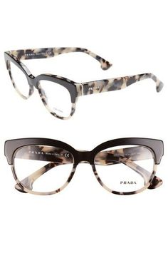 Prada Optical Glasses (Online Only) available at - Prada Eyeglasses - Ideas of Prada Eyeglasses - - Prada Optical Glasses (Online Only) available at Cool Glasses, New Glasses, Glasses Online, Prada Glasses Frames, Prada Eyeglasses, Round Eyeglasses, Cat Eye Sunglasses, Sunglasses Women, Sports Sunglasses