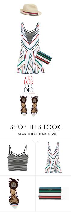 """""""Today's Plans: Lunch Out with Family'"""" by dianefantasy ❤ liked on Polyvore featuring Milly, Paula Cademartori, Kate Spade, Tommy Hilfiger, polyvorecommunity and polyvoreeditorial"""